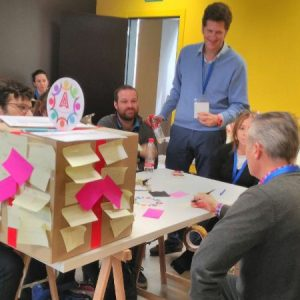 Think Outside The Box por Talentus Event 12