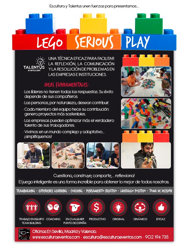 Lego Serious Play de Talentus Event