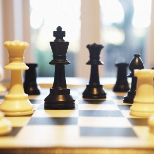 Chess in business Game