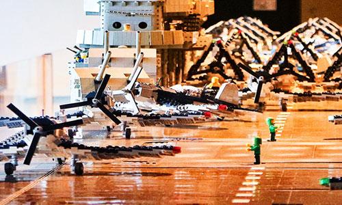 construccion lego serious play dinamicas