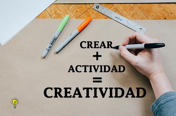 origen de la creatividad