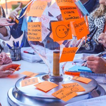 transmitir los valores en equipo